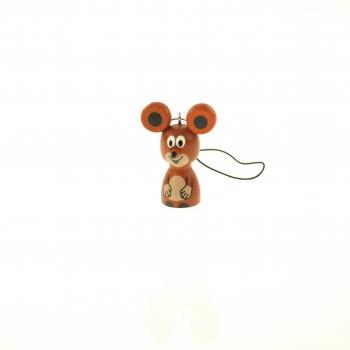 Klíčenka-myška mini