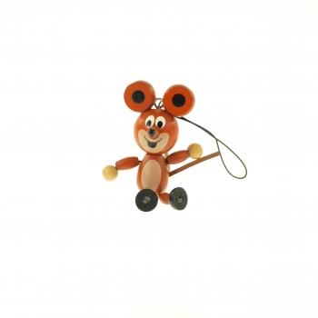 Klíčenka-myška střední