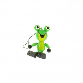 Klíčenka-žabka střední