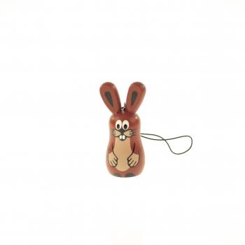 Klíčenka-zajíc mini