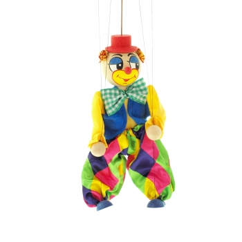 Loutka klaun