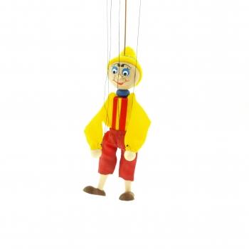 Loutka mini Pinocchio