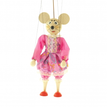 Loutka myš