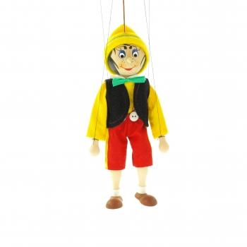 Loutka Pinocchio
