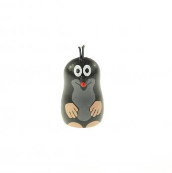 Magnet malý - smějící se Krteček