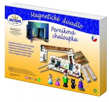 Magnetické divadlo Perníková chaloupka