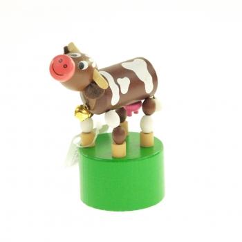 MF - kráva s rolničkou