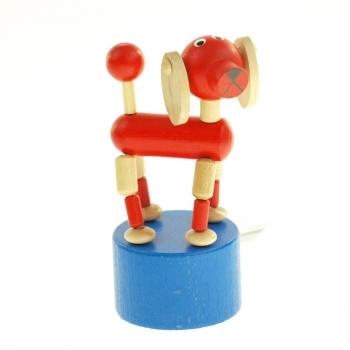 MF - pes červený