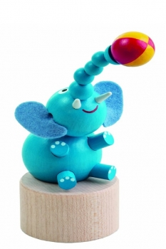 MF slon s míčem