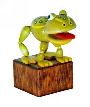 MF - žába