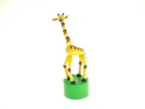 MF - žirafa safari malá II