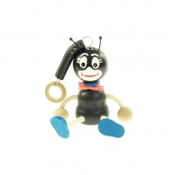 Mravenec na pružině