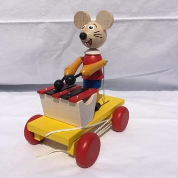 Myš xylofon II