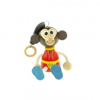 Opička na pružině
