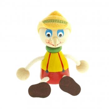 Panáček - Pinocchio s kloboukem