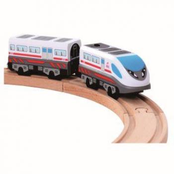 Rychlostní vlak na baterii