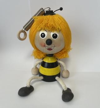 Včelka na pružině velká hlava