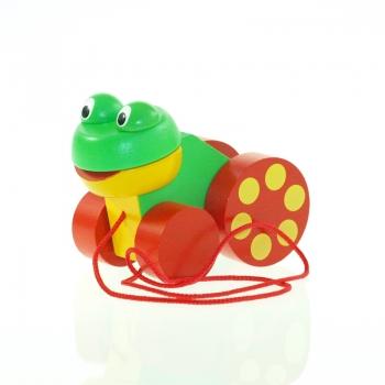 Žába tahací